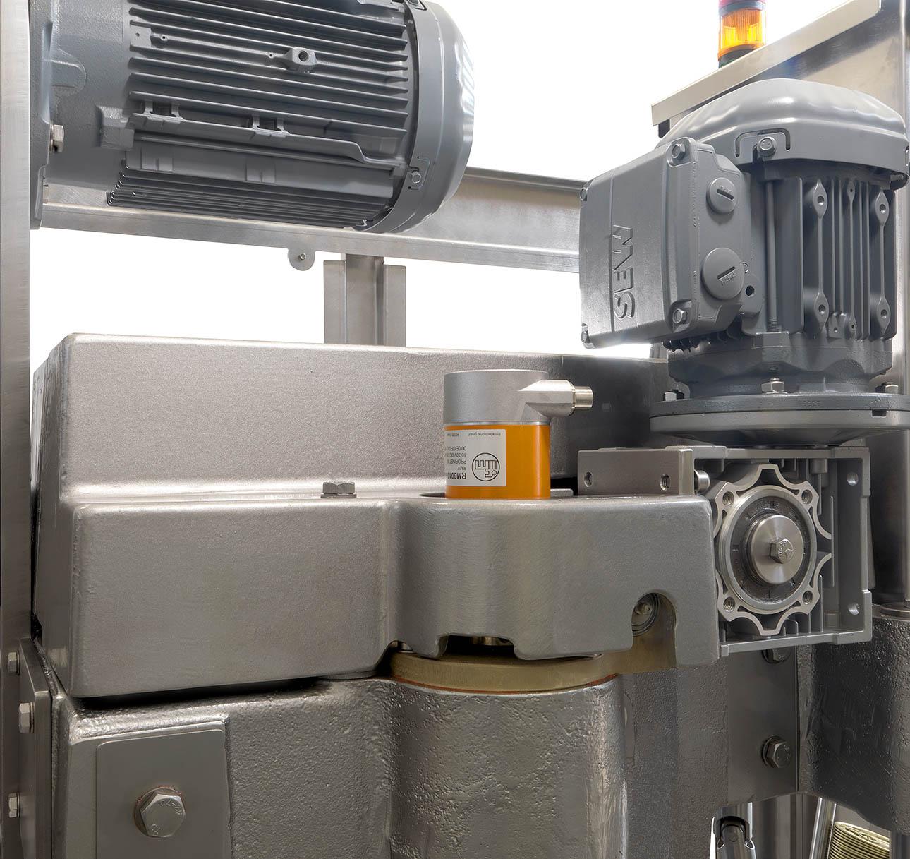 k40 encoder aggraffatrice automatica linea economica bonicomm