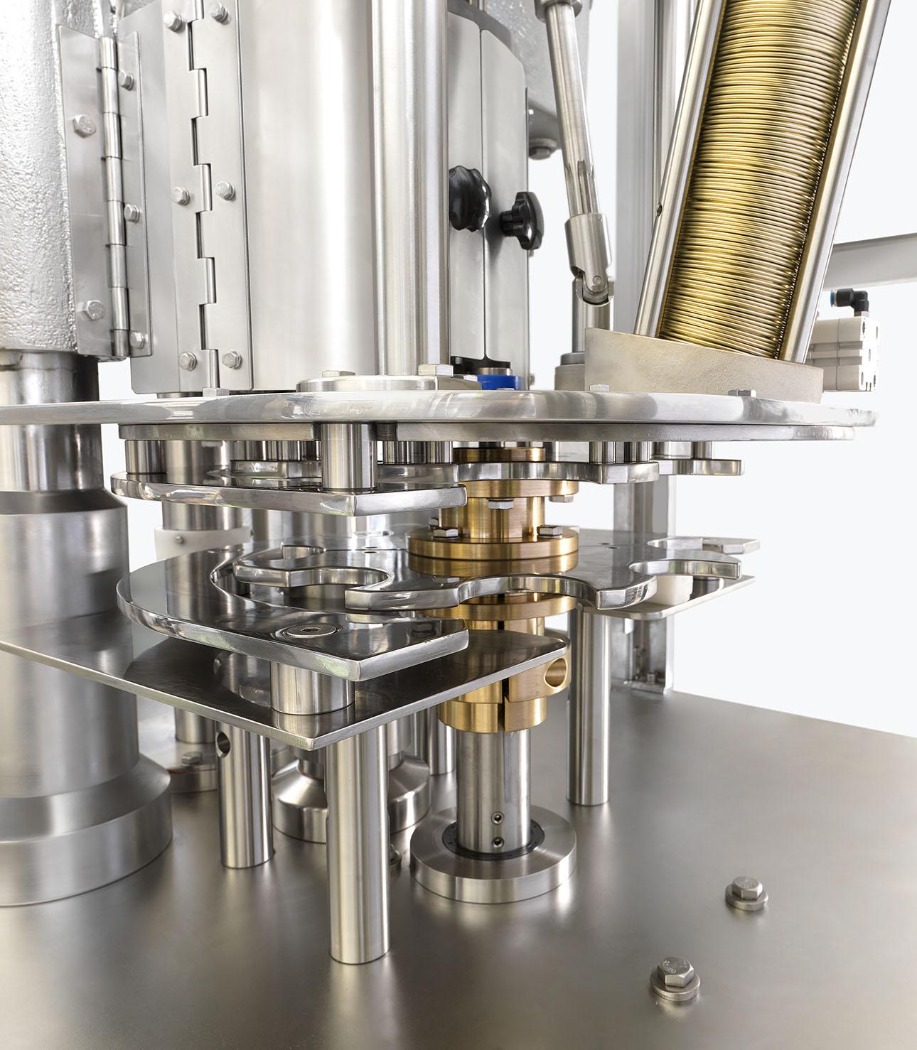 k40 bonicomm aggraffatrice automatica industriale economica vista stelle